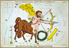 Sagittarius, the Centaur Archer