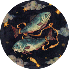 Pisces, the Fishes