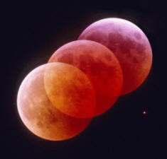 Lunar Eclipse in Gemini