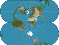 Gauss�Kr�ger map projection